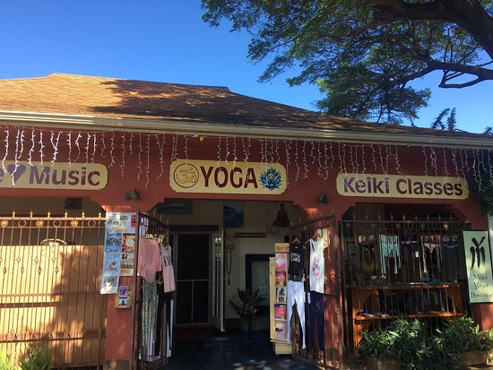 Paia, HI: Maui yoga and dance Shaka