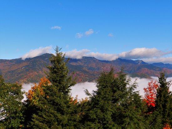 Burnsville, Carolina del Norte: View from the summit