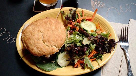 Corvallis, Oregón: Pork Cordon Bleu special - Excellent