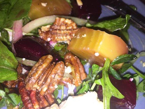 Danville, Kaliforniya: beet salad