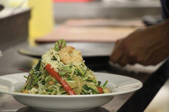mosman junction cafe restaurant zucchini noodles