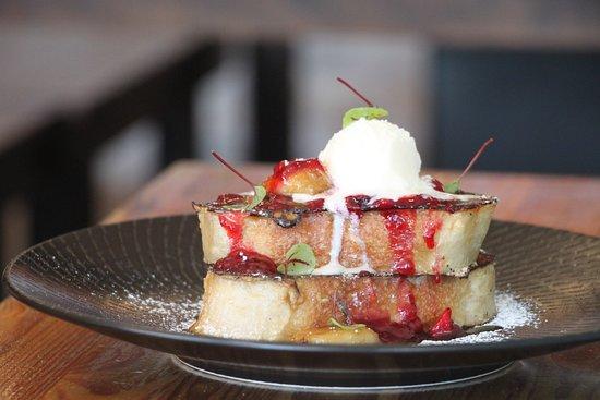 mosman junction cafe restaurant french toast
