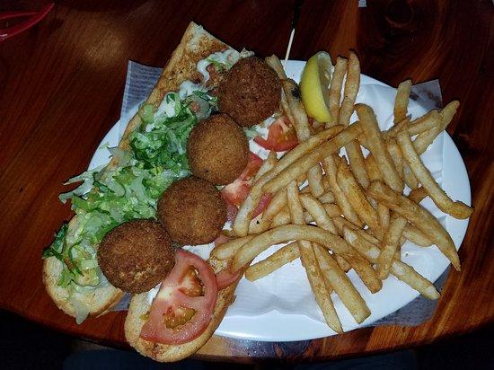 "Galveston Island, TX: Love eating here  ""Spraygun"""