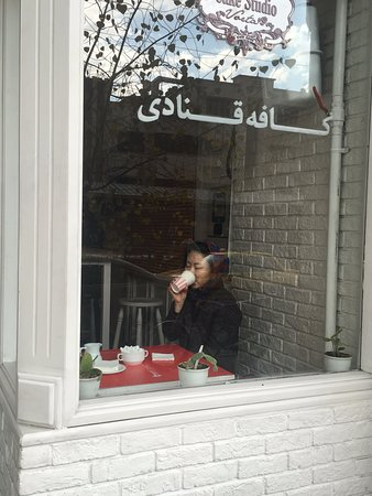 Photo of Cafe Cake Studio Vorta at #979 Enghelab St., Tehran, Iran
