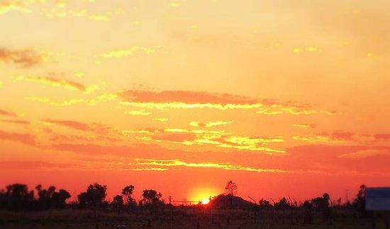 Tennant Creek, Avustralya: Local Sunset