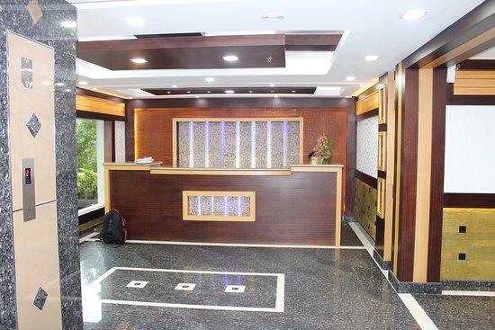 Elysium Garden Hill Resorts: Reception