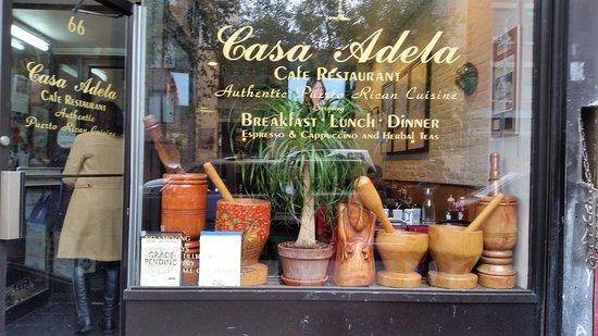 Adela S Restaurant New York