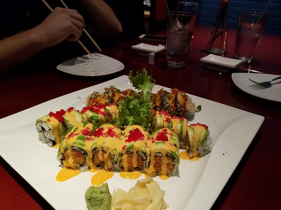 Cinnaminson, NJ: Incredible sushi that looks like a work of art. Best chefs anywhere.