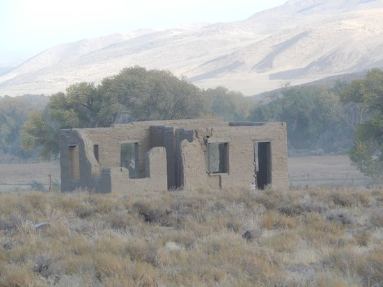 Fort Churchill State Historic Park: The Fort