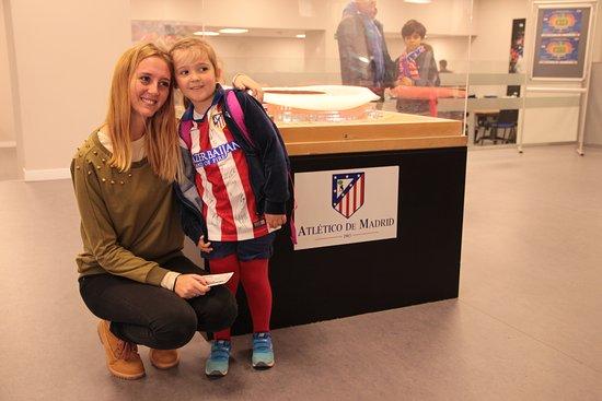 Comunidad de Madrid, España: EL NUEVO ESTADIO