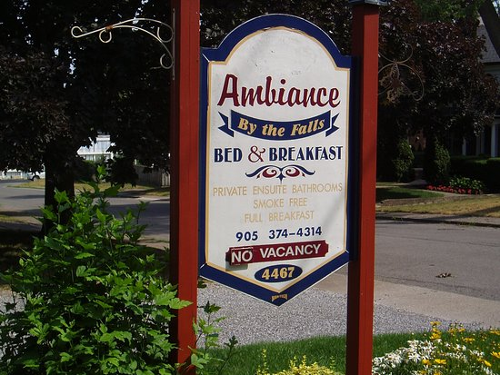 Ambiance by the Falls Bed and Breakfast Image