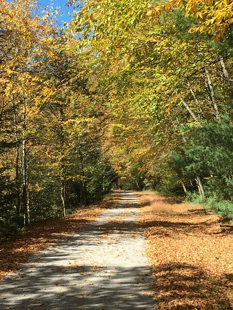 Pocono Biking: Saturday on the trail