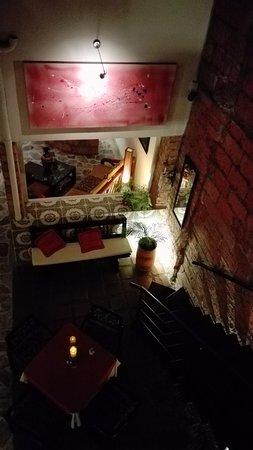 61Prado Guesthouse: Sala de acceso a 2do piso