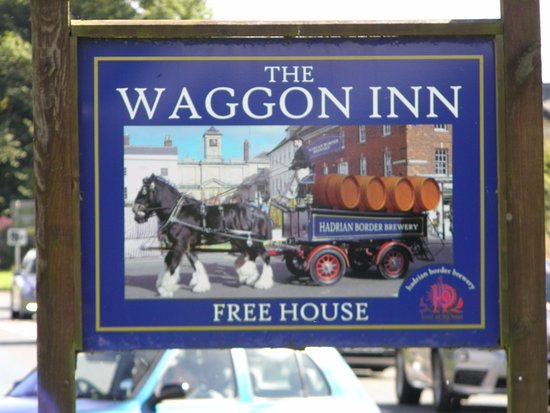The Waggon Inn: Free House