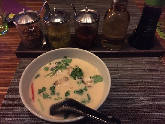 Laax, Suisse : Tom Yam Soup