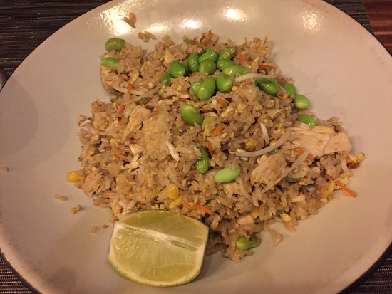 Laax, Suisse : Fried Rice