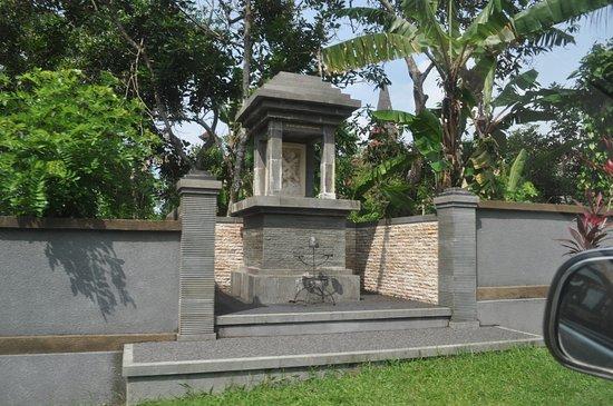 Jembrana, Indonesia: Area Makam