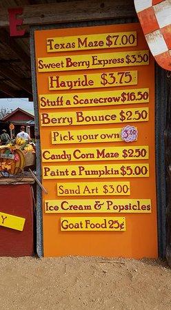 Marble Falls, TX: pick your fun