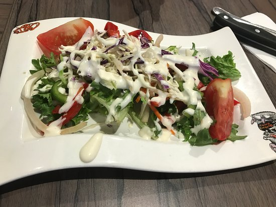 Rouse Hill, أستراليا: Salad