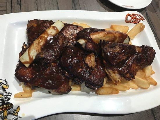 Rouse Hill, أستراليا: Kids menu Pig Ribs
