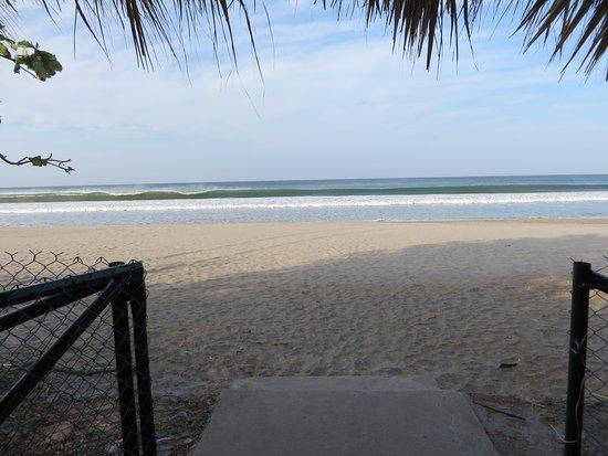 Popoyo, Νικαράγουα: The Barrel Hostel Front Beach