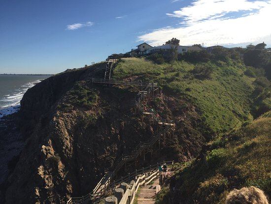 Marion Coastal Walking Trail: Hallett Cove Walking Trail - A lot of stairs