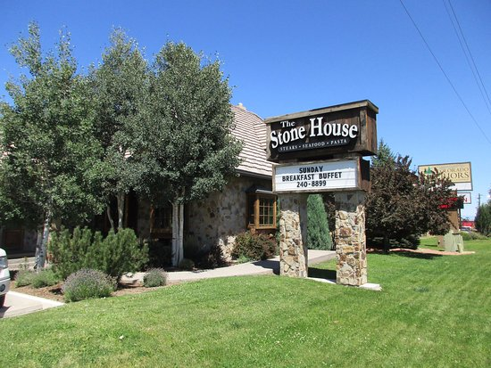 Montrose, CO: The Stone House Grounds
