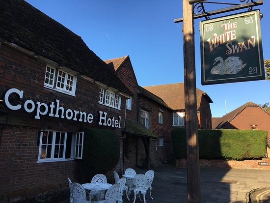 Copthorne, UK: photo1.jpg