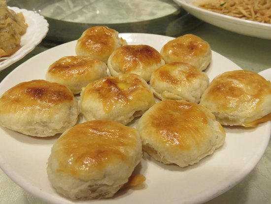 Richmond Hill, Canada: Chinese cookies with bean paste