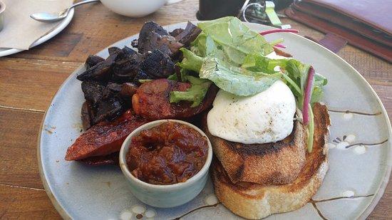 Lilydale, Αυστραλία: Breakfast