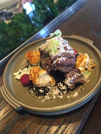 Burswood, Australia: One of our desserts