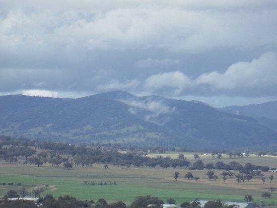 Quirindi, Australia: Towards Wallabadah