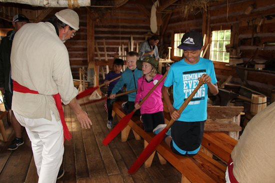 Grand Portage, MN: fun for kids