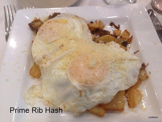 Lancaster, Огайо: Prime Rib Hash