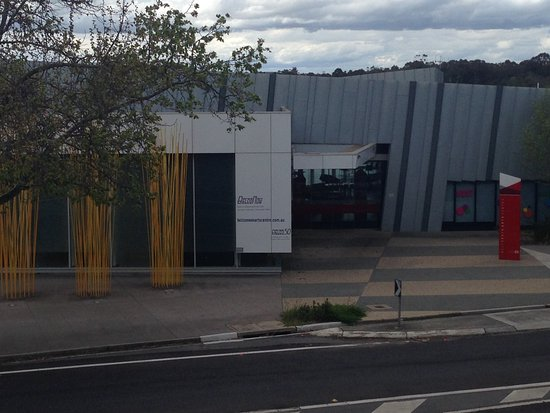 ‪Belconnen Arts Centre Inc‬