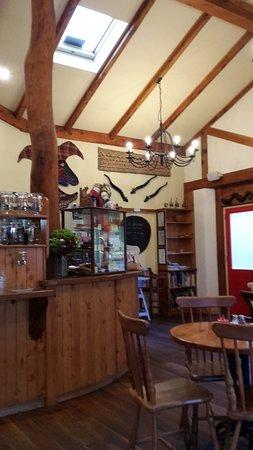 Motueka, Nueva Zelanda: The Jester cafe