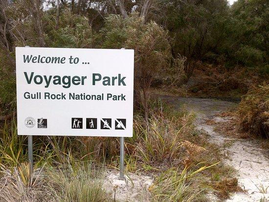 Albany, Australien: Voyager Park