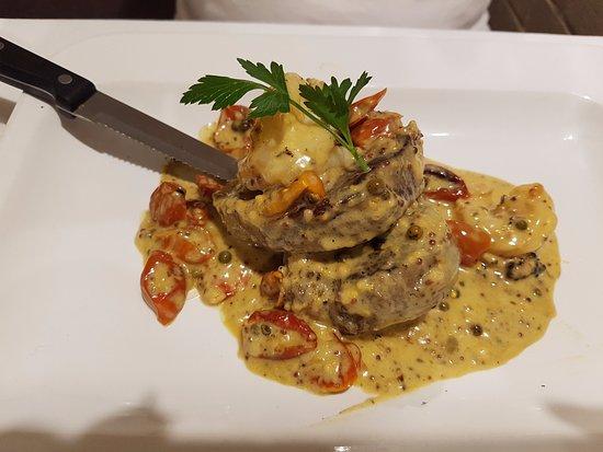Camden, Australien: Steak Pescara