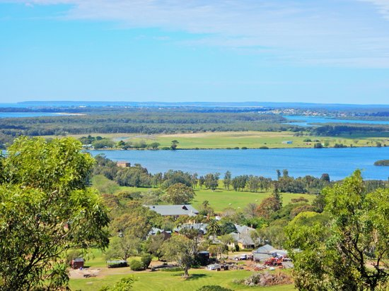 Shoalhaven, Austrália: South from the ride
