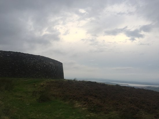 Grianan Of Aileach: View of the fort