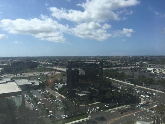 The Westin South Coast Plaza: View from room