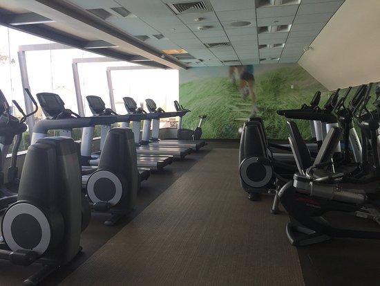The Westin South Coast Plaza: Fitness Center
