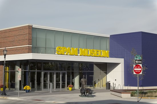 ‪‪Austin‬, ‪Minnesota‬: The Spam Museum‬