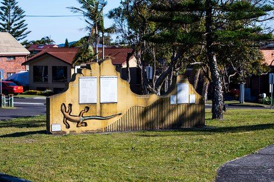 Evans Head, Australien: Park