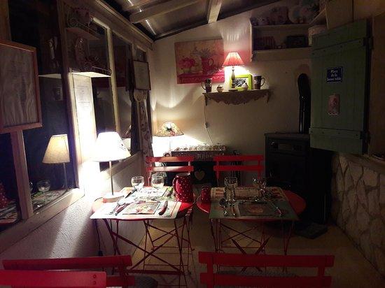 Robion, Frankrijk: Délices d'automne à la maison de ma grand-mère...