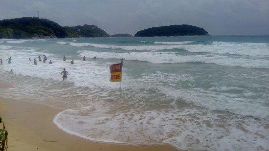 Rawai, Tailandia: Nai Harn Beach