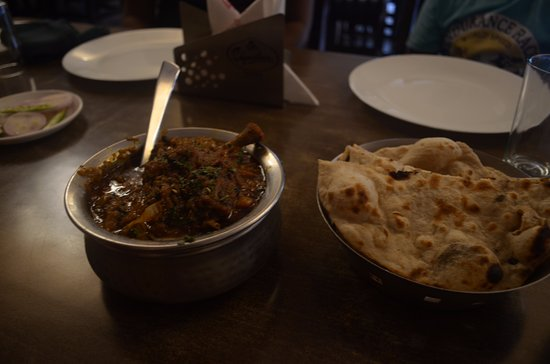 Lal Bagh: Rajasthan's famous Lal Maans with Naan