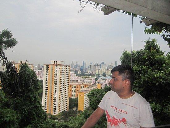 Telak Blangah Hill Park