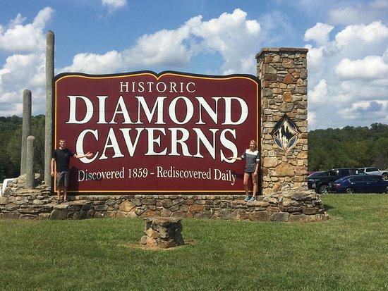 Diamond Caverns Labor day weekend 2016