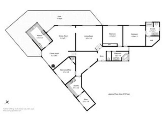New Norfolk, Austrália: Luxury Farmhouse - Plans